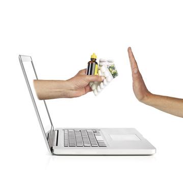 Medikamente online ablehnen