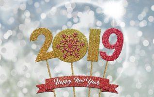 Nouvelle année et bonnes résolutions